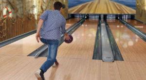 Vakantehuis Ameland bowlingbaan