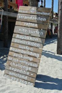 Vakantiehuis Ameland Beachclub