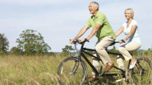 Vakantiehuis Ameland fietsen tandem