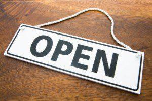 Vakantiehuis Ameland open