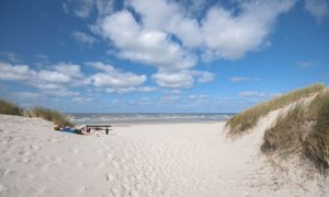 Vakantiehuis Ameland strand 1
