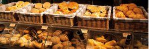 Vakantiehuis Ameland verse broodjes