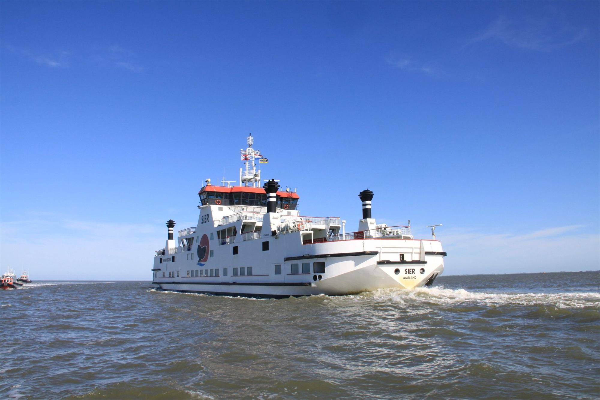 veerboot ameland tijden
